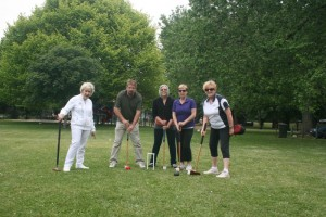 HTC 125th Birthday and Vintage Croquet day