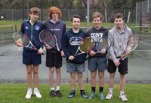 Junior Champions 2016